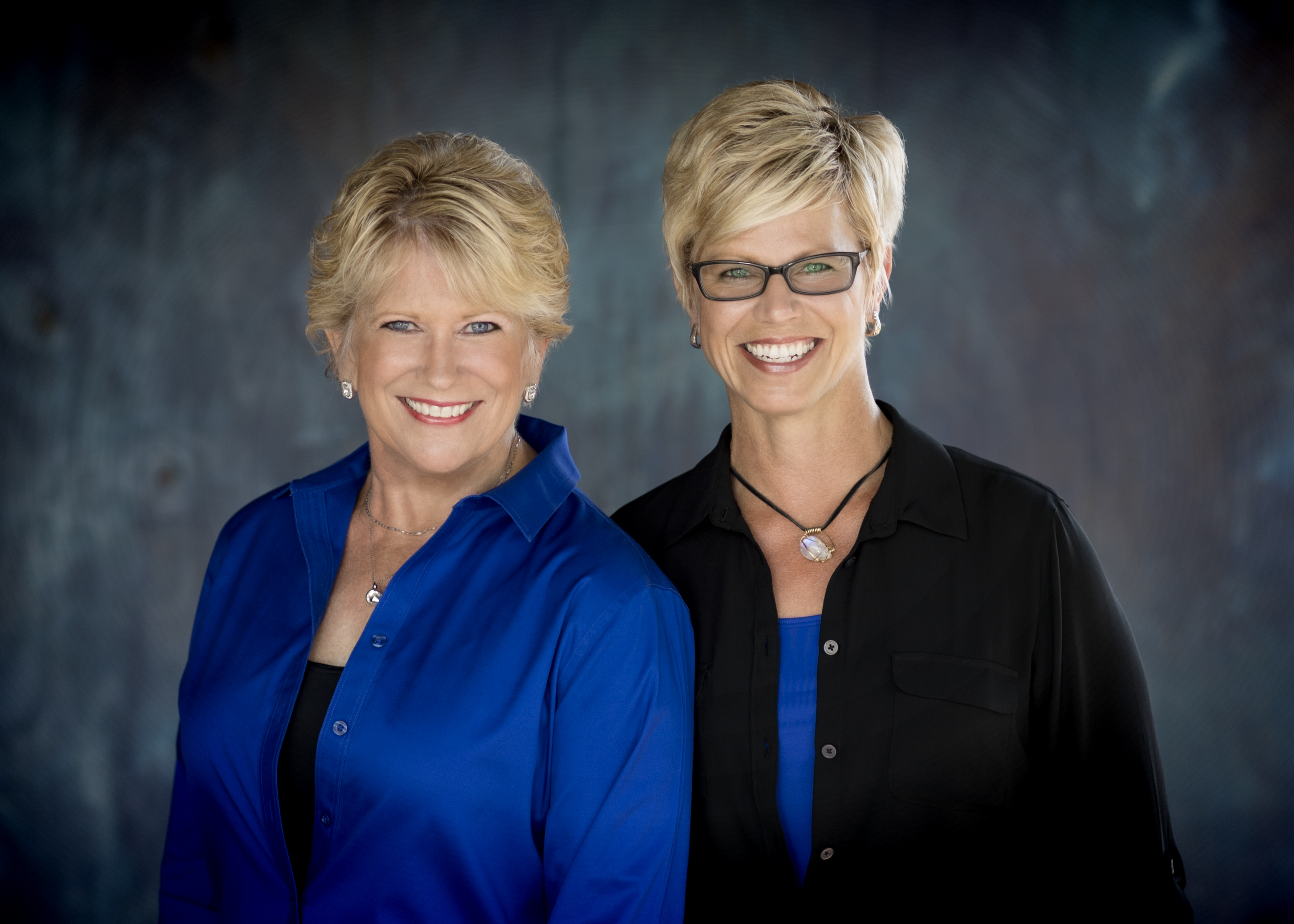 Judy Huffman & Della Davis
