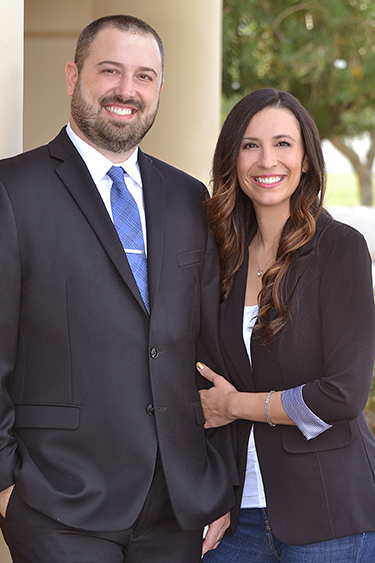 Chris and Lindsey Blazevich